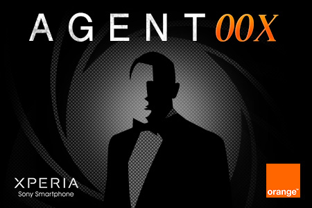 Agent 00X